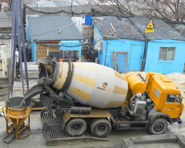 Продажа бетонной смеси подложка под бетон
