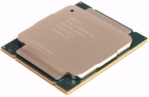 Восьмиядерный процессор Intel Core i7-5960X (Haswell-E)