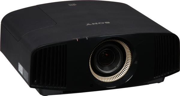 Кинотеатральный 4К SXRD-проектор Sony VPL-VW500ES