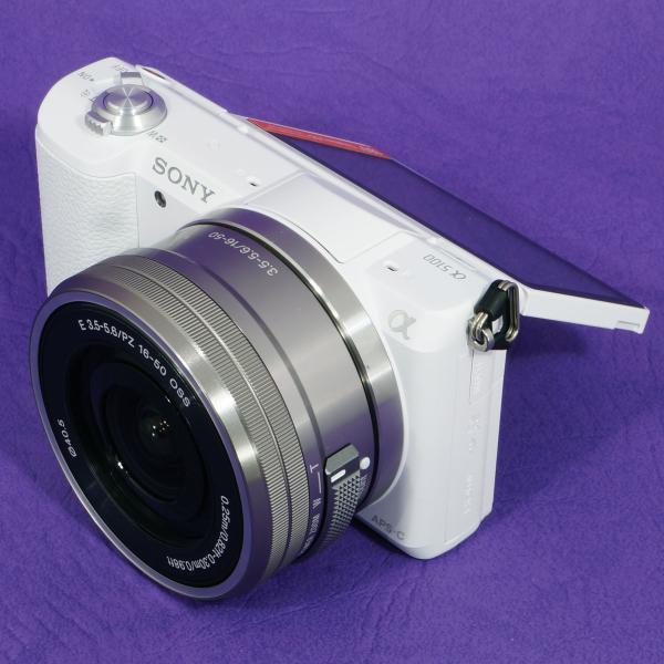 Обзор фотоаппарата Sony A5100