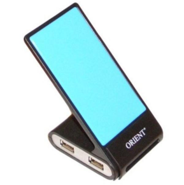 Разветвитель USB2.0  4*AF Orient WI-220