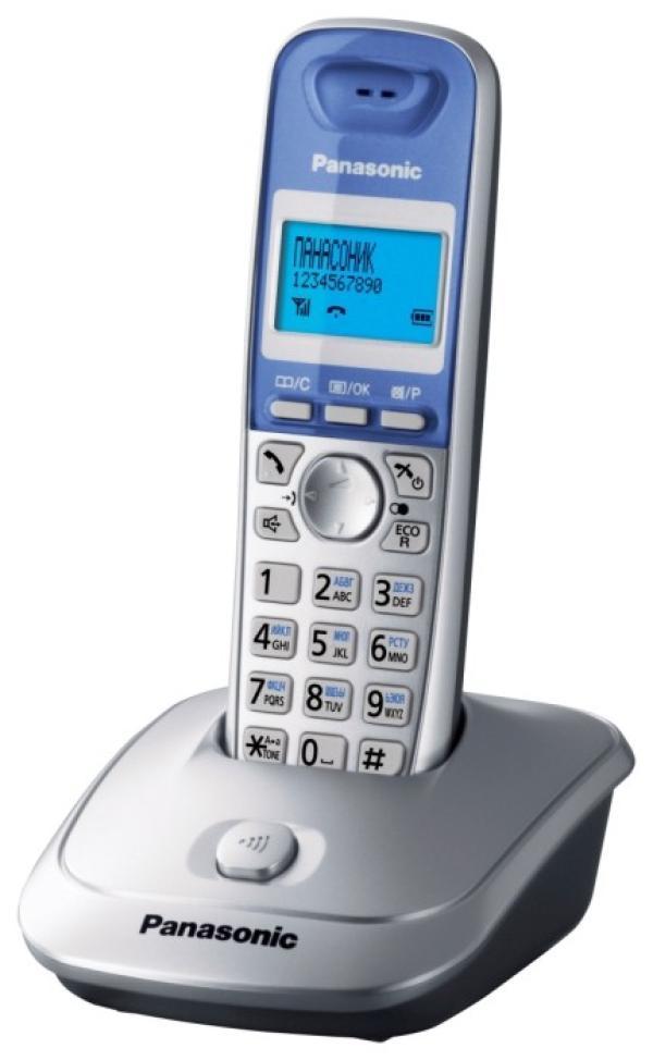 Радиотелефон DECT Panasonic KX-TG2511RUS