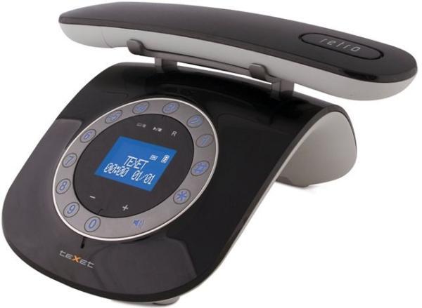 Радиотелефон с а/о DECT teXet TX-D7955А