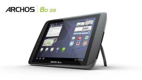 """Планшет  8"""" Archos 80 G9"""