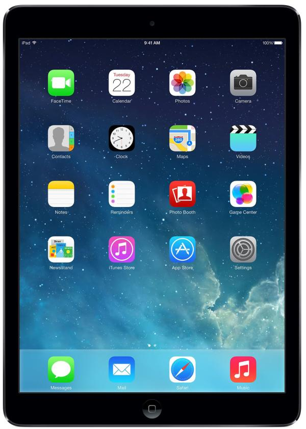"Планшет  9.7"" Apple iPad Air MD791"