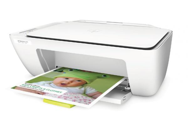 МФУ струйное HP Deskjet All-in-One 2130/A (K7N77C)