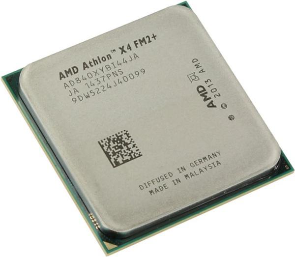Процессор FM2+ AMD Athlon X4 840 3.1ГГц