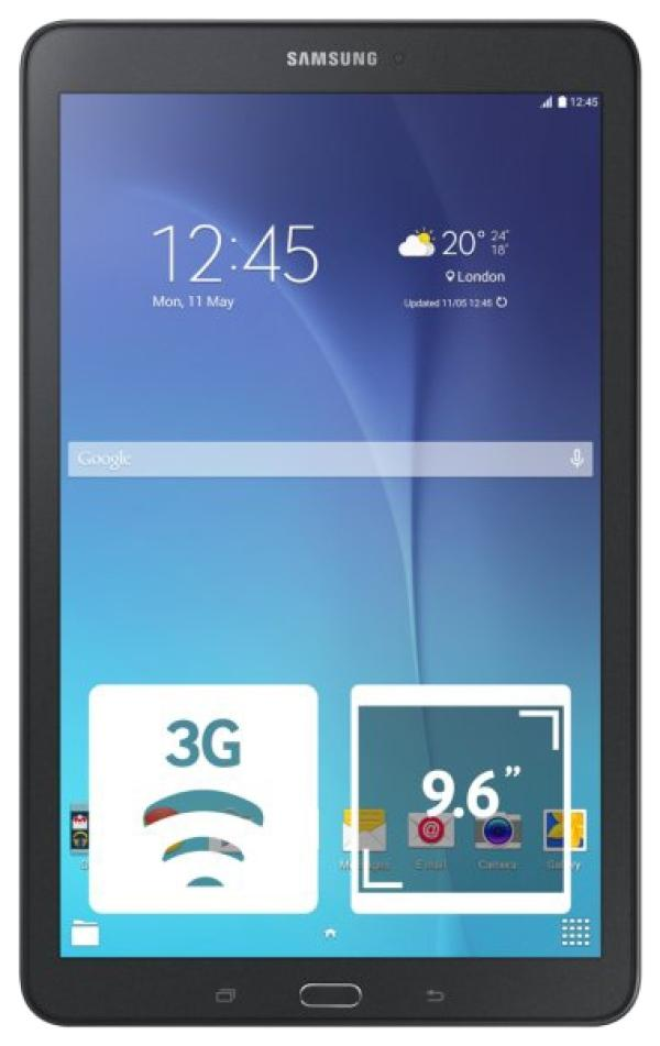 "Планшет  9.6"" Samsung Galaxy Tab E SM-T561NZKASER"