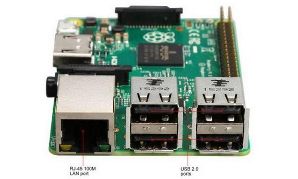 Обзор мини-системы Raspberry Pi 2 Model B