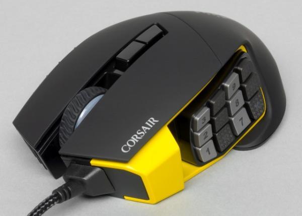 Игровая мышь Corsair Gaming Scimitar RGB