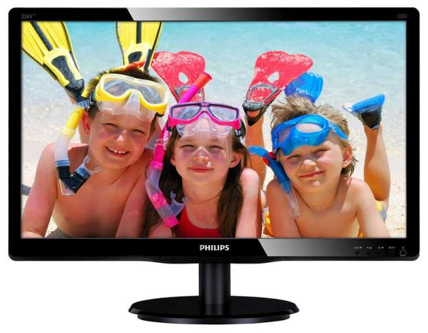 "Монитор ЖК 22"" Philips 226V4LAB/00(01)"