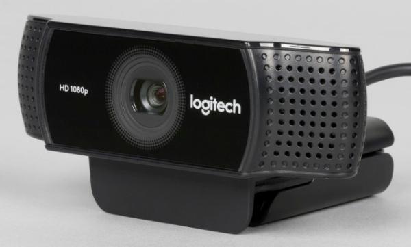 Web-камера для стримеров: Logitech C922 Pro Stream