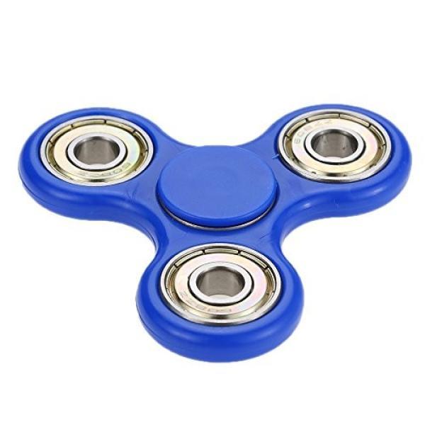 Спиннер SPINNER, пластик, синий