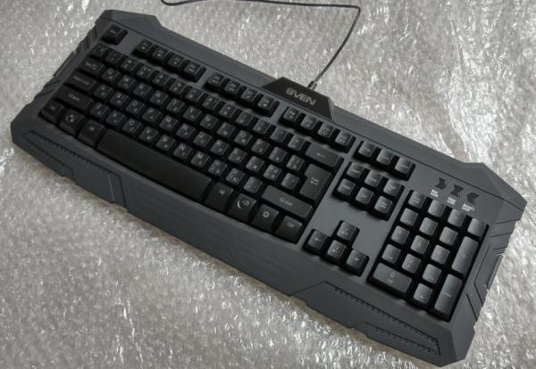 Игровая клавиатура SVEN Challenge 9100
