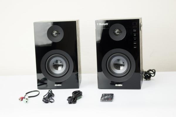 SVEN SPS-721 - симпатичная акустика для дома