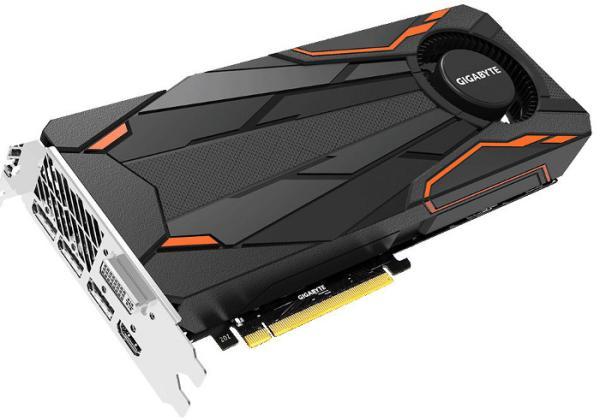 Видеокарта PCI-E Gf GTX1080 GIGABYTE GV-N1080TTOC-8GD