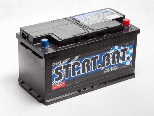 Батарея аккумуляторная автомобильная Startbat EN850