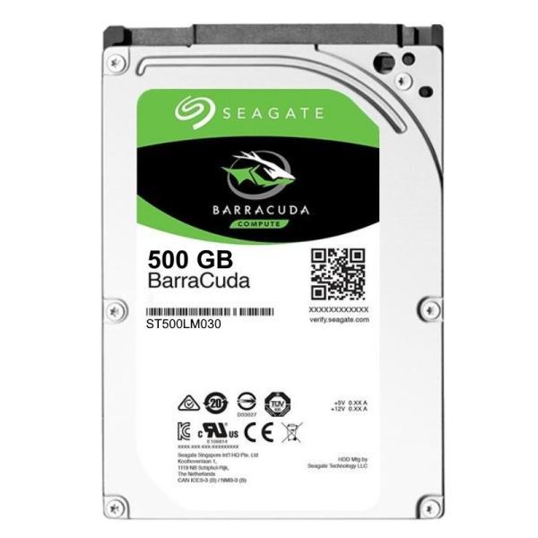 "Жесткий диск 2.5"" SATA  500GB Seagate ST500LM030"