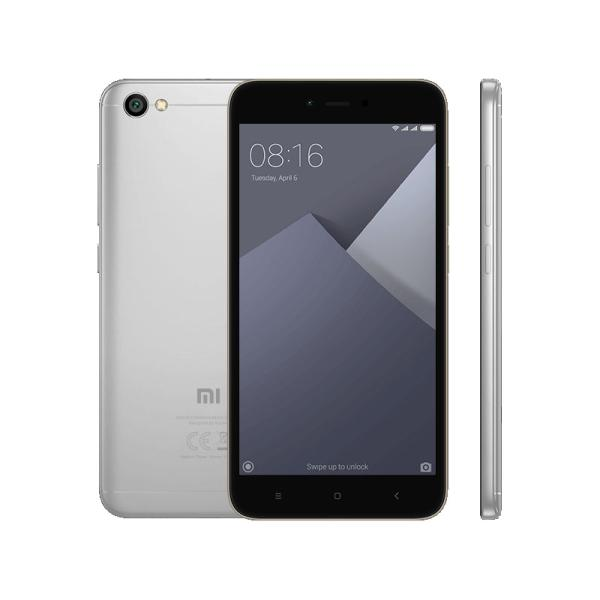 "Смартфон 2*sim Xiaomi Redmi Note 5A, 4*1.4ГГц, 16GB, 5.5"" 1280*720, SD-micro/SDHC-micro, 4G/3G, GPS, BT, WiFi, G-sensor, 2 камеры 13/5Мпикс, Android 7.1, 76.2*153*7.7мм 153г, серый"