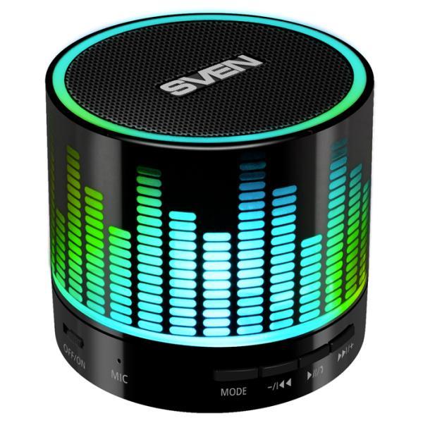 Колонки  Bluetooth  мобильные с MP3 плеером Sven PS-47