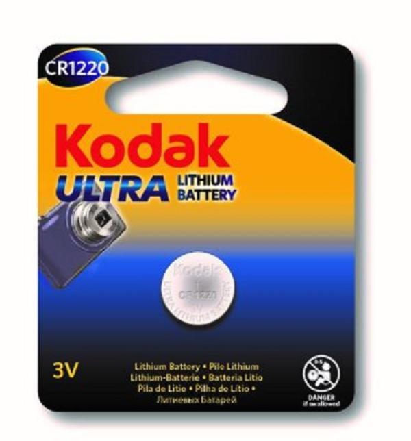 Батарейка CR1220 Kodak