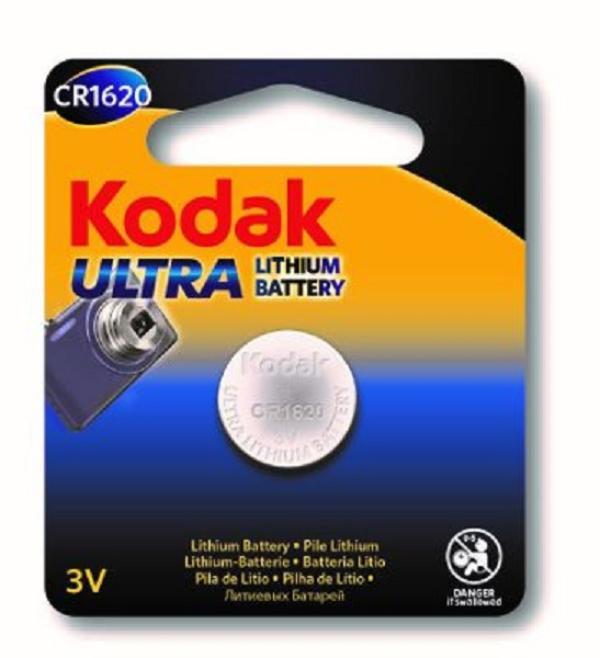 Батарейка CR1620 Kodak