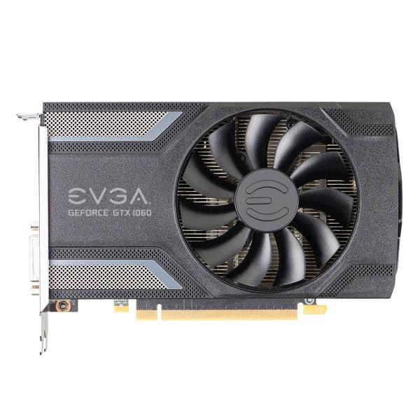 Видеокарта PCI-E GeForce GTX1060 EVGA SC Gaming (06G-P4-6163-KR)