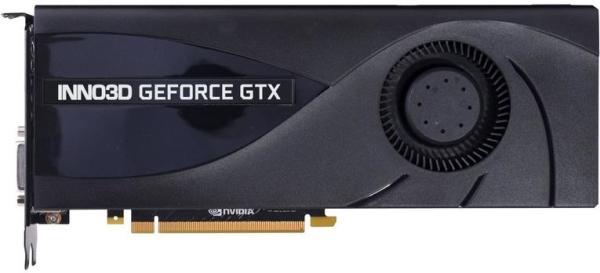 Видеокарта PCI-E Gf GTX1080 Ti Inno3D Jet (N108T-2DDN-Q6MN)