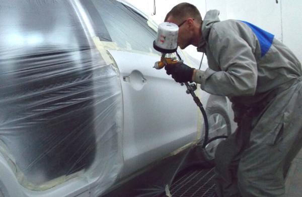 Покраска автомобиля в Волгограде