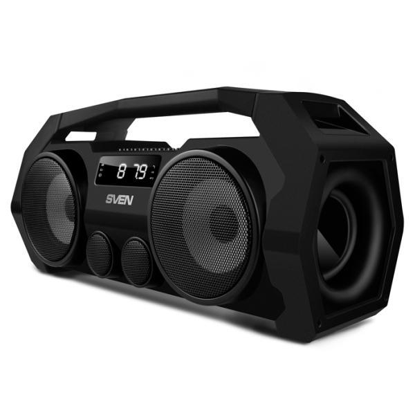 Колонки  Bluetooth  мобильные с MP3 плеером Sven PS-465