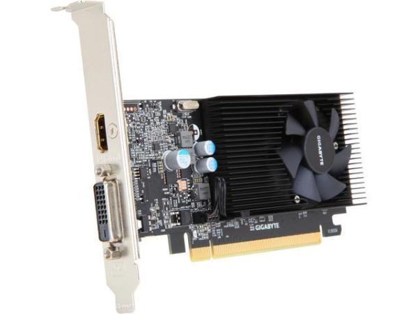 Видеокарта PCI-E Gf GT1030 GIGABYTE GV-N1030D4-2GL