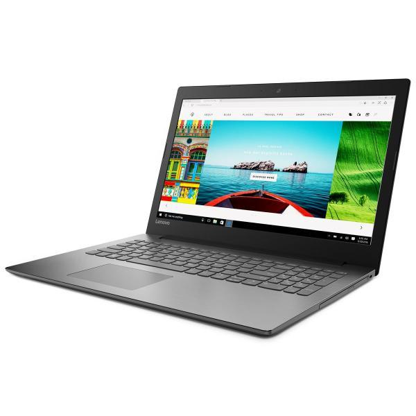 """Ноутбук 15"""" Lenovo Ideapad 320-15IAP (80XR013QRK), Celeron N3350 1.1 4GB 500GB 1920*1080 USB2.0/USB3.0 LAN WiFi BT HDMI камера SD 1.9кг DOS черный"""