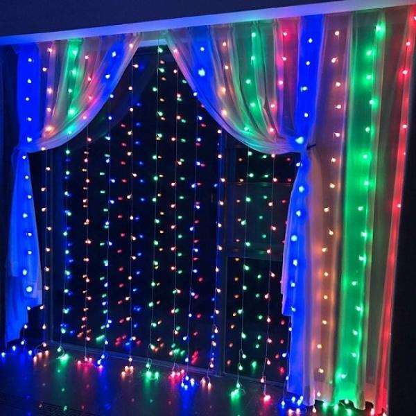 Гирлянда светодиодная LED