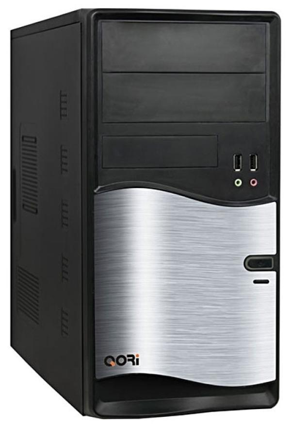Компьютер РЕТ, Core i3-8100 3.6 / ASUS H310M-K Звук Видео LAN1Gb/ DDR4 4GB/ SSD 240GB / mATX 350Вт 2USB2.0/2USB3.0 Audio черный
