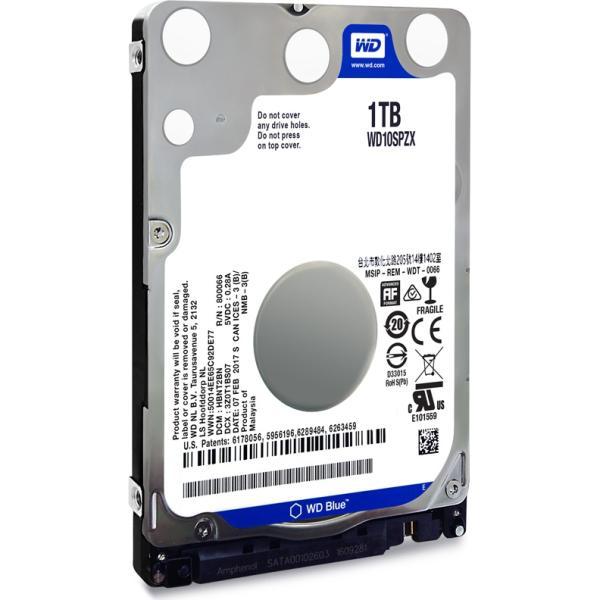 "Жесткий диск 2.5"" SATA 1TB WD Blue WD10SPZX"