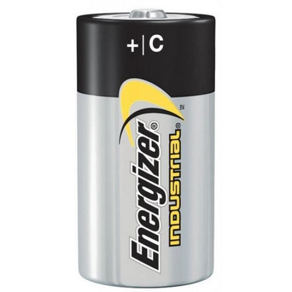 Батарейка C (LR14) алкалиновая Energizer Industrial
