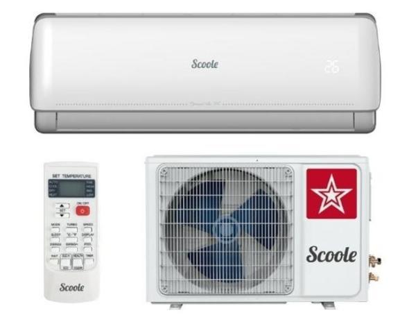 Сплит-система настенная Scoole Optimal Air SC AC S11.PRO 09H