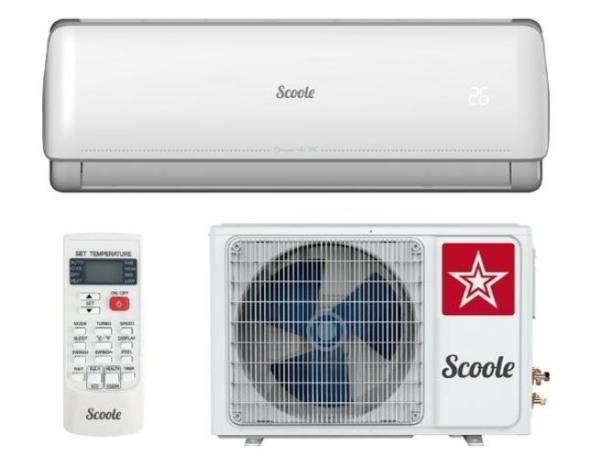 Сплит-система настенная Scoole Optimal Air SC AC S11.PRO 07H