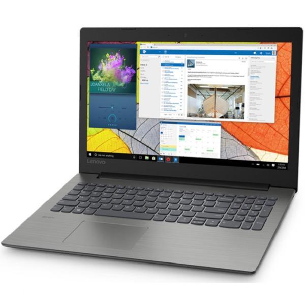 "Ноутбук 15"" Lenovo Ideapad 330-15ICH (81FK000LRU), Core i5-8300H 2.3 8GB 1ТБ 1920*1080 GTX1050 4GB 2*USB3.0 USB-C LAN WiFi HDMI камера SD 2.1кг W10 черный"