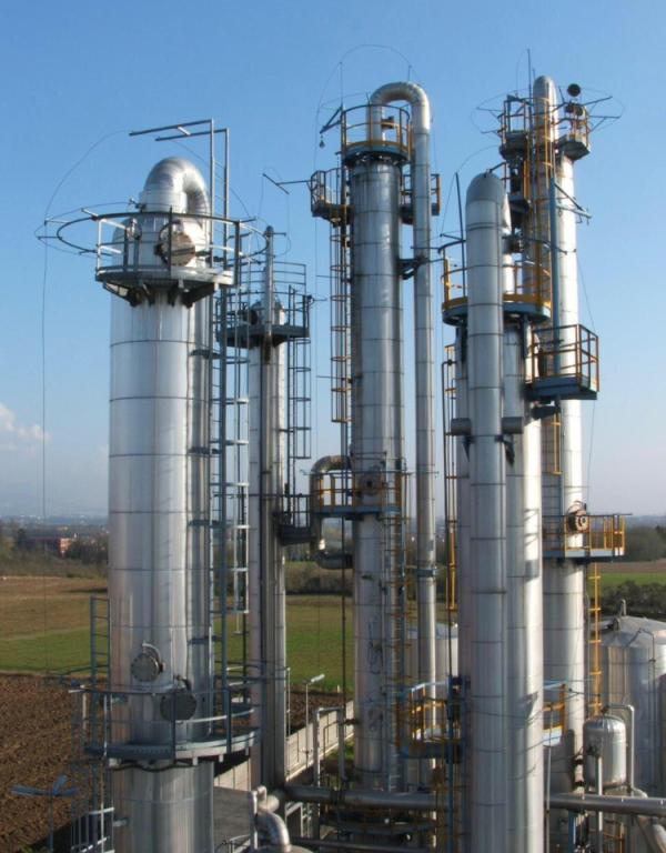 Изготавливаем установки для переработки нефти/газа