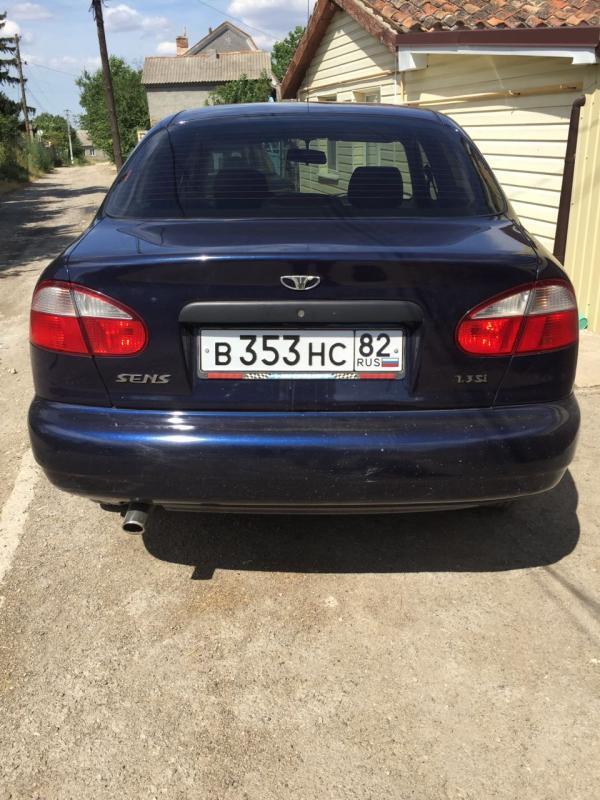 Продаётся авто Daewoo