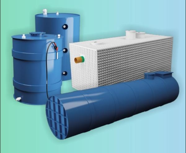 Емкости и резервуары из полипропилена и полиэтилена напрямую от производителя