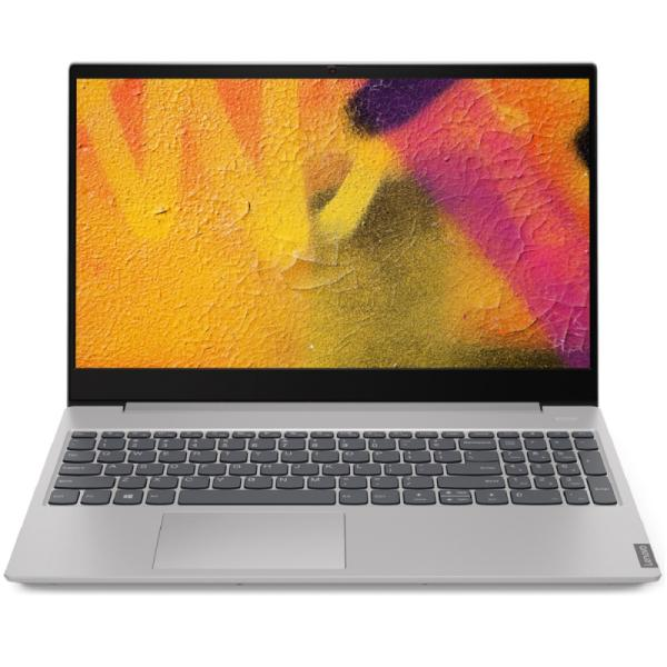 """Ноутбук 15"""" Lenovo Ideapad S340-15IWL (81N800J1RK), Core i5-8265U 1.6 4GB 256GB SSD 1920*1080 IPS 2USB3.0 USB-C LAN WiFi BT HDMI камера SD 1.8кг DOS серебристый"""