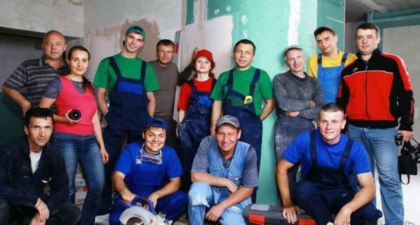 Русские разнорабочие Грузчики Землекопы РФ предложение строительные и отделочные работы