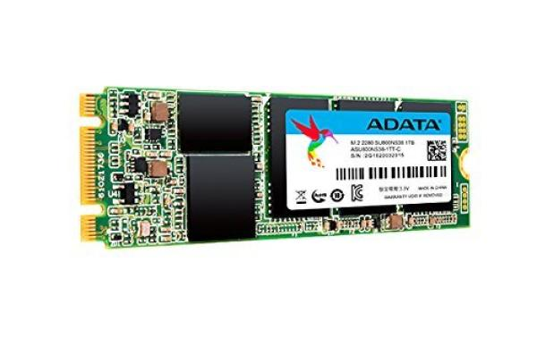 Накопитель SSD M.2 1TB A-Data Ultimate SU800 (ASU800NS38-1TT-C), SATAIII, 3D TLC, 560/520MB/s