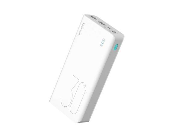 Аккумулятор внешний (Power Bank) Romoss Sense 8+