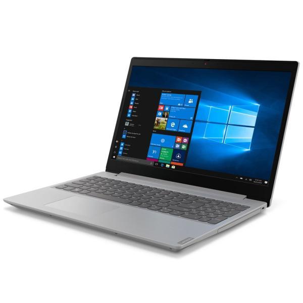"Ноутбук 15"" Lenovo Ideapad L340-15IWL (81LG00N3RK), Pentium Gold 5405U 2.3 4GB 128GB SSD 1920*1080 2USB3.0 USB-C LAN WiFi BT HDMI камера SD 2.2кг DOS серый"
