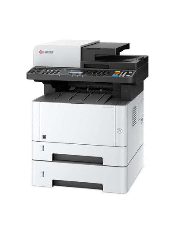 МФУ с факсом лазерное Kyocera ECOSYS M2540dn, A4, 40стр/мин, 1200dpi, автоподатчик, LAN, USB 2.0, ЖК дисплей, дуплекс, 50000стр/мес