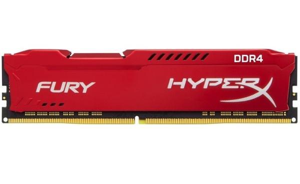 Оперативная память DIMM DDR4 16GB, 3200МГц (PC25600) Kingston HyperX HX432C18FR/16, 1.2В, радиатор