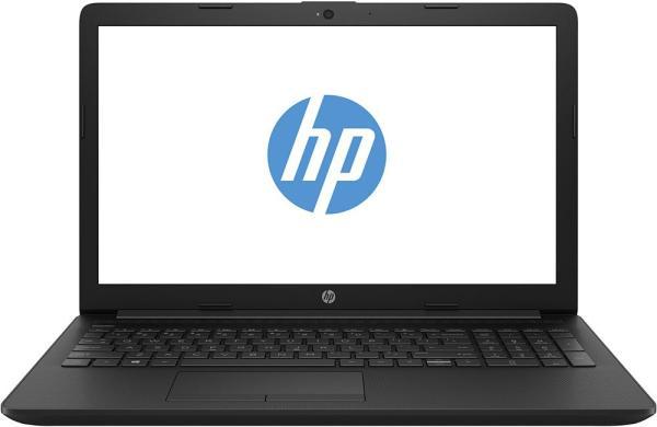 "Ноутбук 15"" HP 15-rb056ur (4UT75EA), AMD A4-9120 2.2 4GB 500GB Radeon R3 USB2.0/2*USB3.1 LAN WiFi BT HDMI камера SD 2.1кг DOS черный"